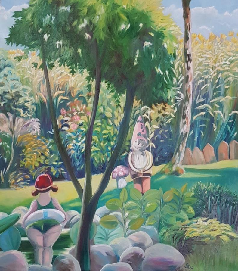 Der Garten im Dialog