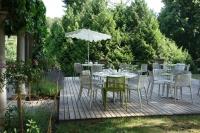 Gartenterrasse - Restaurant
