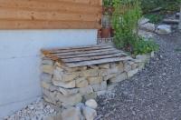 Igelhaus aus Stein